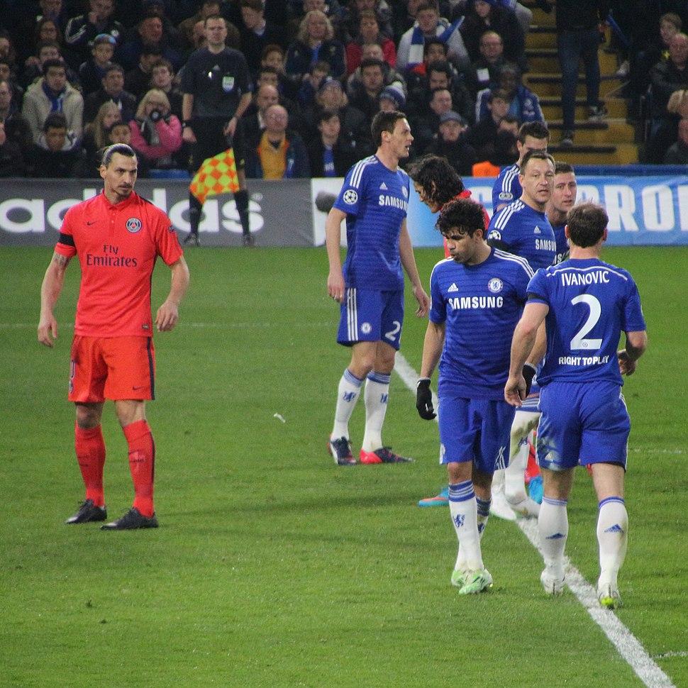 Chelsea 2 PSG 2 (Agg 3-3) (16802448025)