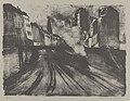 Chemin de fer de ceinture à Paris, print by Armand Apol (1879-1950), Belgium, (1914), Prints Department of the Royal Library of Belgium, S.IV 25465.jpg