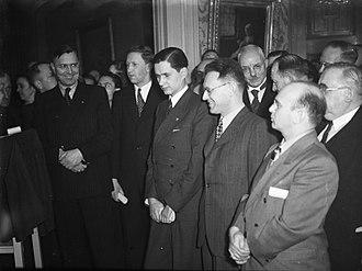 World Chess Championship 1948 - Image: Chess WC1948 4