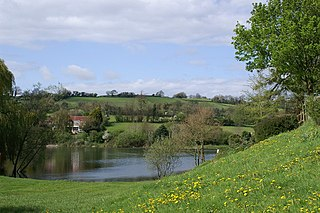 Chew Magna Reservoir A lake in Somerset, England