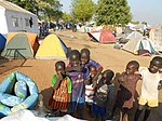 Child residents in the IDP camp (12328463444).jpg
