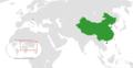 China Slovenia Locator.png