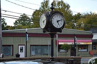 Chittenango, New York - Image: Chittenango, NY 13037, USA panoramio (1)