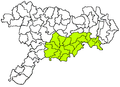 Chittoor revenue division in Chittoor district.png