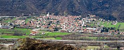 Panorama from truc del Serro