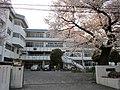Chofu city Dairoku Junior High School.jpg