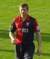 Chris Carruthers York City v. Crewe Alexandra 07-11-09.png