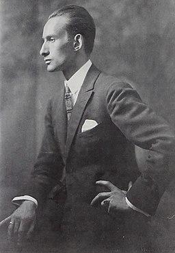 Christian Schad, 1912, by Franz Grainer