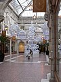 Christmas decorations in the Grosvenor Shopping Centre - geograph.org.uk - 1713506.jpg