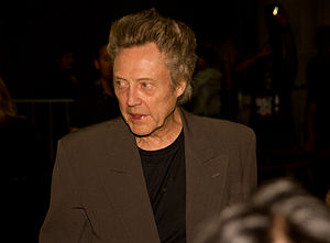 Christopher Walken - Walken in 2012