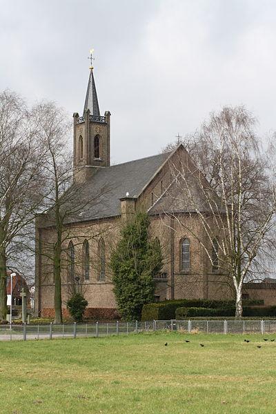 Kranenburg Germany  city photos gallery : Church kranenburg nuetterden Wikimedia Commons
