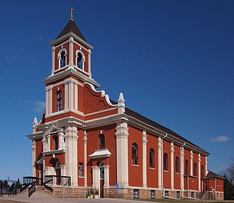 National Register of Historic Places listings in Dakota County, Minnesota - Image: Church of Saint Mary's