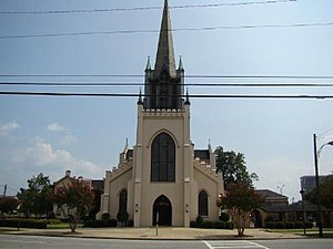 Church of the Holy Family, in Muscogee County Church of the holy family.jpg