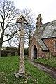 Churchyard Cross - geograph.org.uk - 112924.jpg
