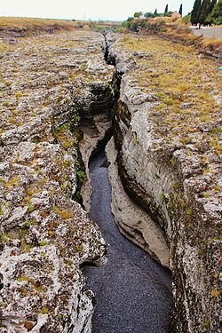 Cijevna River Canyon.JPG