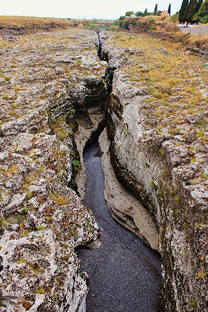Cem (river) - Cem River Canyon