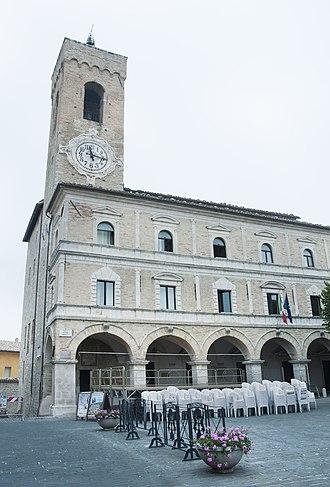 Cingoli - Palazzo Comunale (Townhall)