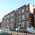 City College Brighton & Hove (former York Place Board School), Pelham Street, Brighton (January 2014) (1).JPG