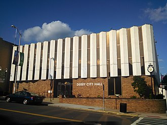 Derby, Connecticut - Derby City Hall