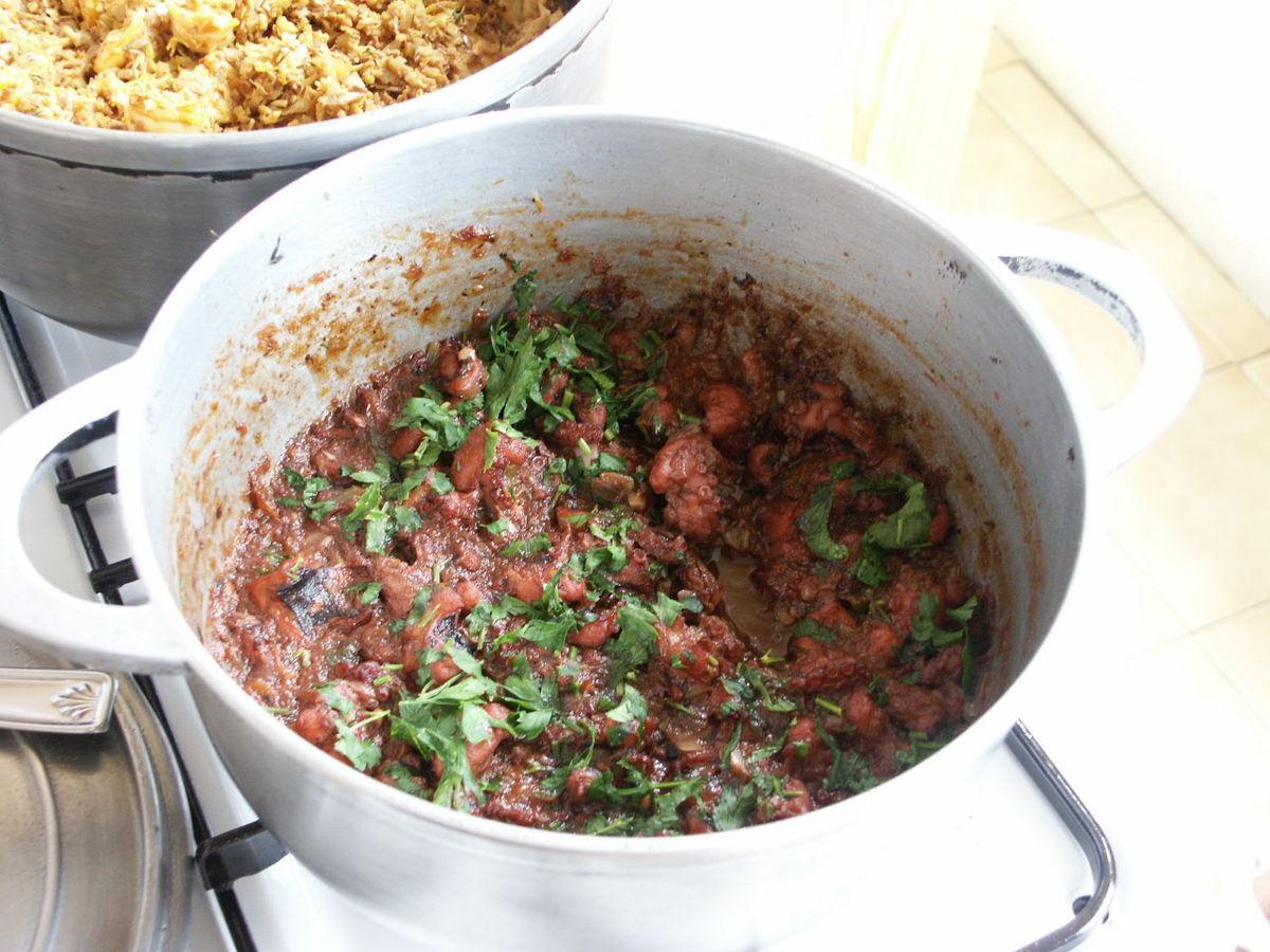 Civet de zourites wikip dia - Cabri massale cuisine reunionnaise ...