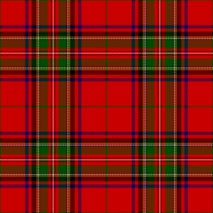 Clan Stewart - Image: Clan Stewart tartan (Vestiarium Scoticum)