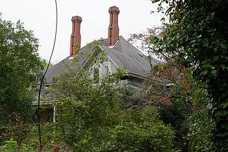 Clarence McCall House - Image: Clarence Mc Call house, Darlington, SC, US