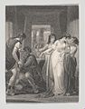 Cleopatra, Eros, Antony, Charmian and Iras (Shakespeare, Antony and Cleopatra, Act 3, Scene 9) MET DP870108.jpg