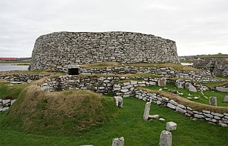 Broch of Clickimin - Broch of Clickimin