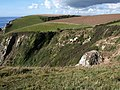 Cliffs at Hoist Point - geograph.org.uk - 1511524.jpg