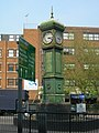 Clock Tower near The Angel - geograph.org.uk - 416430.jpg