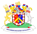 Coat of arms of Bradford