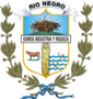 Coat of arms of Río Negro Department