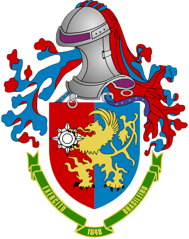 Coat of arms of the Brazilian Army
