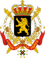 Coats of arms of Belgium Government.svg