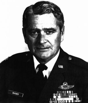 William T. Whisner Jr. - Colonel William T. Whisner Jr. in 1971