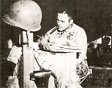 Col David M. Shoup pictured in the field.jpg