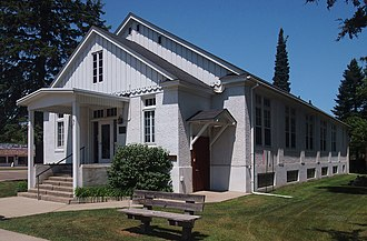 National Register of Historic Places listings in Crow Wing County, Minnesota - Image: Cole Memorial Building