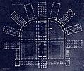 Colegio de Belen Floor plan, Havana, Cuba.jpg