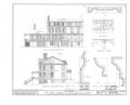Colonel Charles Williamson House, 839 South Main Street, Geneva, Ontario County, NY HABS NY,35-GEN,2- (sheet 4 of 13).png