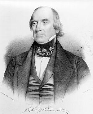 Charles Stewart (1778–1869) - Image: Commodore Charles Stewart 1841