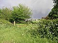 Comms Mast and Caravan - geograph.org.uk - 175150.jpg