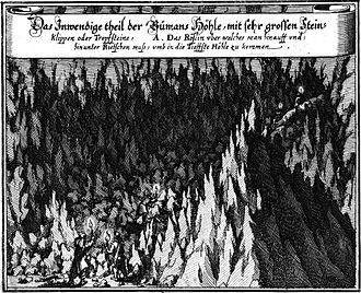 Conrad Buno - Baumann's Cave by Conrad Buno