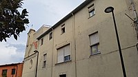 Convent de les Germanes Carmelites (la Cellera de Ter) - Façana.jpg