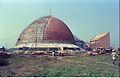 Convention Centre Complex Under Construction - Science City - Calcutta - 1996-01-03 189.JPG