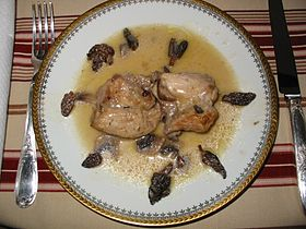Image illustrative de l'article Coq au vin jaune
