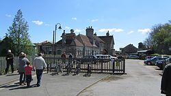 Corfe Castle Railway Station (7225317958).jpg