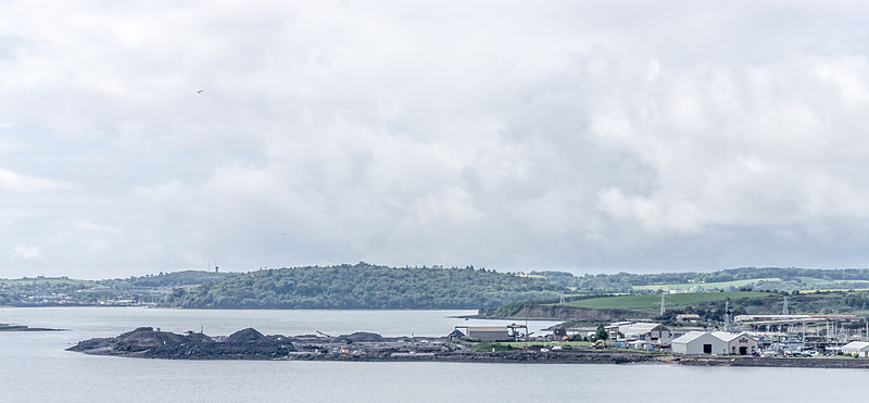 File:Cork Harbour As Seen From Cobh (Ireland) (7349134792).jpg