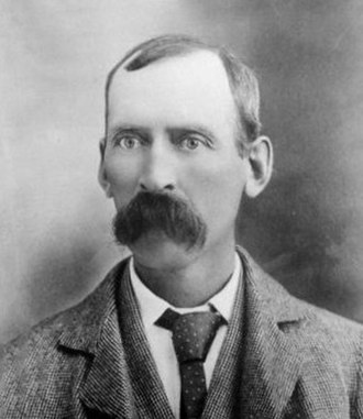 Cornelius Gallagher (Canadian politician) - Gallagher as mayor of Edmonton in 1896