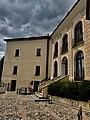 Cortile belvedere del Monastero San Tommaso di Canterbury.jpg