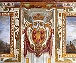 Cosimo daddi, paesaggi e stemmi medici, 1589-1608 ca. 02.jpg